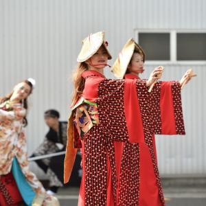 朝倉無限隊 夢幻。 トントンまつり2019
