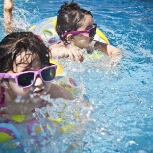 ナガシマジャンボ海水プール 無料券で楽しんできた。