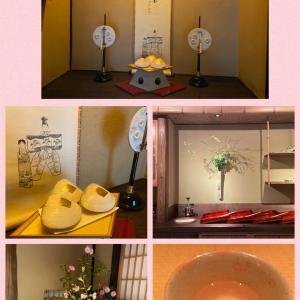 京都 即今藤本 三月のランチ♪これにて自粛です