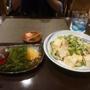久米島の旅 ⑤久米島の食事