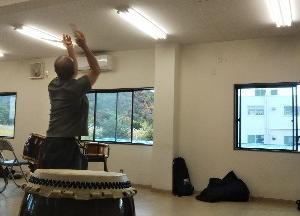 和太鼓って楽しいです!