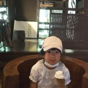 白梅ソフトクリーム