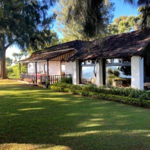 2020年南インド出張 (ニルギリ紅茶農園訪問 ⑨ チャムラージ茶園のゲストハウス)