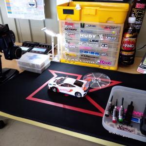 ミニッツ、マクラーレンP1GTRを塗り始めた件。その2