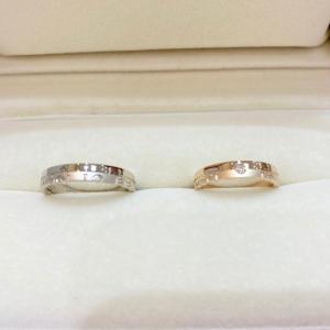 結婚指輪を探しています