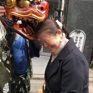 第3回 日本橋七福神巡りお散歩お茶会
