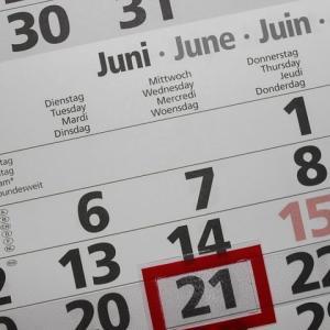 本日、旧暦の新年そして新月の日