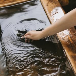 心も身体もほっこりリフレッシュ 天然温泉ここですよ〜