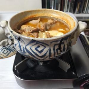 コチュジャン鍋