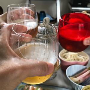 タイ料理家飲み