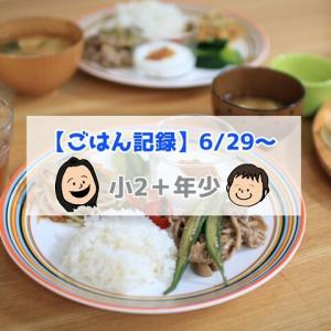 【ごはん記録6/29~】肉が獣臭くて食べれない時ってあります??