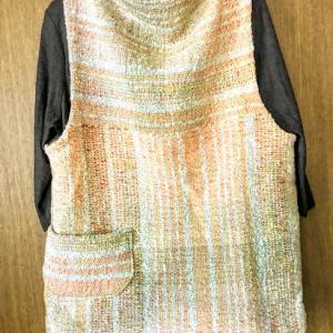紡いだ糸の織布をきっちり使い切る!
