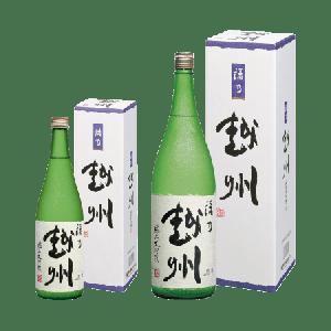 禄乃 越州 純米大吟醸