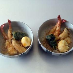 天ぷら蕎麦に続きまして