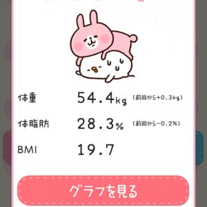 ダイエット1064日目 記録のみ