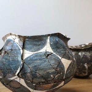 日本の陶芸家の作品