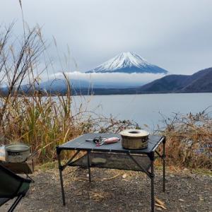 今日は富士山眺めてDAY
