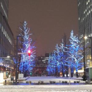 冬の北海道へ