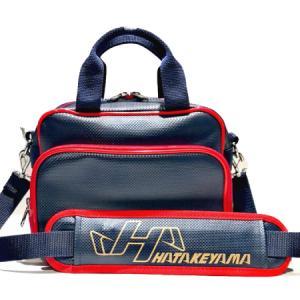 【ハタケヤマ】展示会限定のミニショルダーバッグ