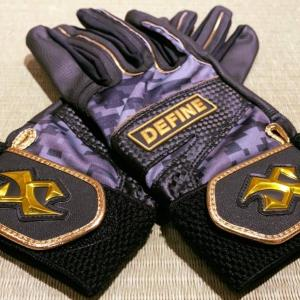 DEFINE(ディファイン)バッティング手袋≪マリオ限定商品≫