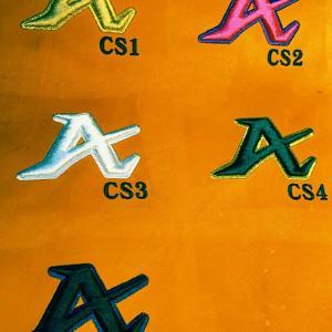 《マリオ限定》ATOMS【直刺繍ラベル】でオーダーグラブが作れる