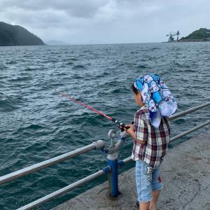 2回目の魚釣り
