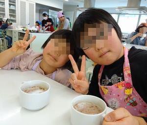 ☆京葉ガス料理教室「はじめて親子Cooking」☆