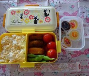 ☆小学校の夏休み・学童保育お弁当☆
