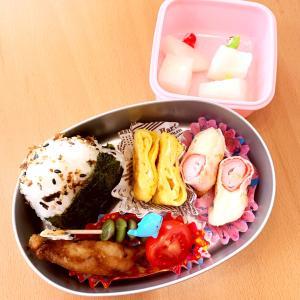 最近の幼稚園のお弁当