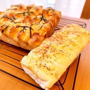 最近の手作りパン