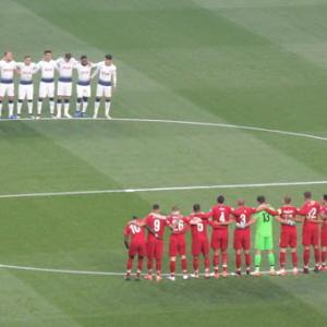 決勝戦の写真!UEFAチャンピオンズリーグ18-19決勝戦