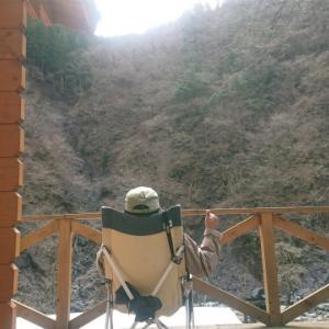 道志村 久保キャンプ場でズボラキャンプ