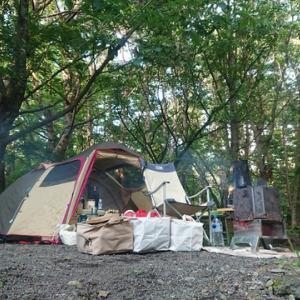 前回は3月8日、本当は夏前に行きたかったソロキャンに本栖湖キャンプ場へ行ってきました。
