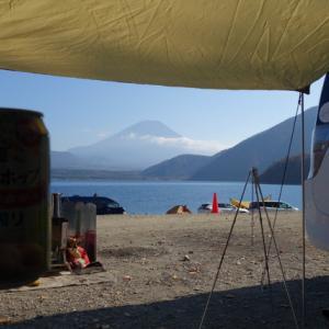 6年ぶりに行ってきました、浩庵キャンプ場。その2