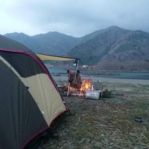 凄く久しぶりだけどはじめて?精進湖でキャンプしてきました。