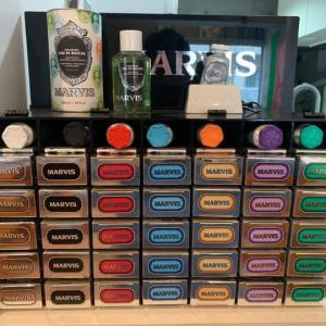 MARVIS歯磨き粉 税込み価格表示になりました プレゼントやお土産にどうぞ