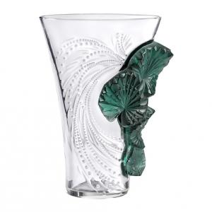 ラリック パルメ 花瓶