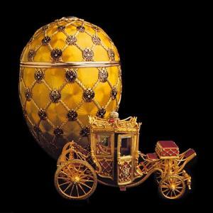 ファベルジェの卵 戴冠式 1897