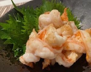 シンプル海老料理