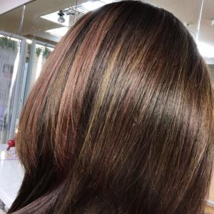 川崎の増毛:増毛でメッシュもできます