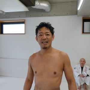 武田さん、青帯に昇格♪