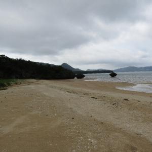 いやしろちの浜辺 石垣島