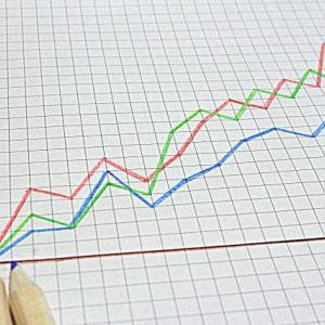 利益確定売り優勢に、日経平均は続落