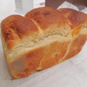 ★パン教室【基礎9】卵無し生地~山型食パン~