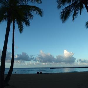 10月のハワイは夢と消えました