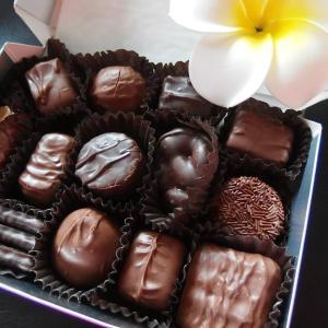 """""""ハワイのチョコレート"""" シーズキャンディーズを買いました"""