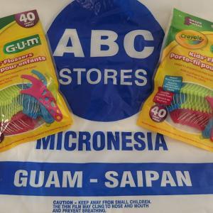 グアムのABCで買い物