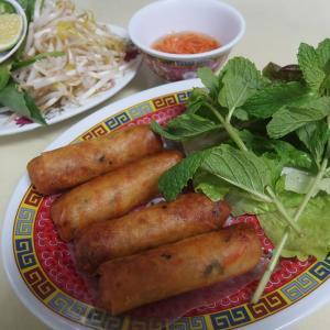 ベトナム料理が食べたいわ