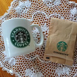 スマホの機種変更♡スタバのコーヒーサンプル