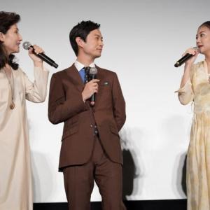 【レポート】映画『世界から希望が消えたなら。』日米同時公開!公開初日舞台挨拶@シネマート新宿